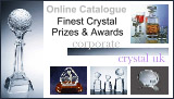 Crystal Trophies, Corporate Trophies